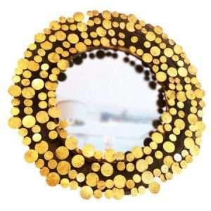 coin mirror anouska