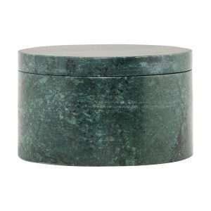 skrin marmor grønn
