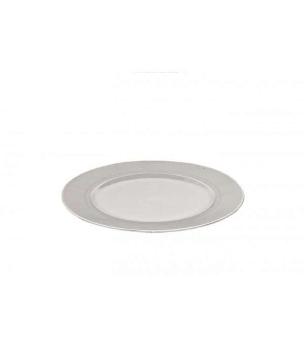 flat tallerken lys tweed