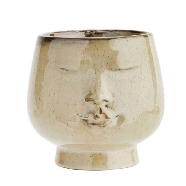 madame Stoltz flower pot
