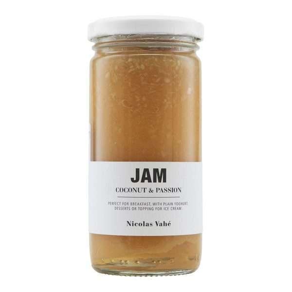 Jam passionfruit