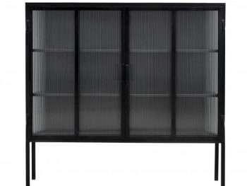 Nordal Buffet cabinet black