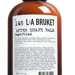 LA BRUKET aftershave
